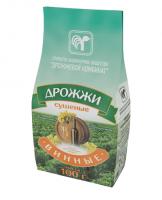 Винные дрожжи Дрожжевой комбинат (Беларусь), 100 г